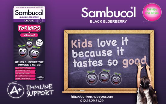 sambucol liquid UK