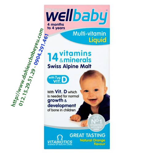 Wellkid Baby & Infant